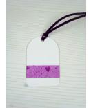 Masking Tape, Washi Tape Glitter tape Fuchsia love 15 mm x 10 m