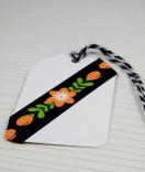 Masking Tape, Washi Tape Blumenbeete 15 mm x 10 m