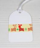 Masking Tape, Washi Tape Weihnachten Skandinavien 15 mm x 10 m