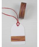 Masking Tape, Washi Tape Holz braun