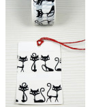 Masking Tape, Washi Tape Katze 15 mm x 10 m