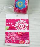 Masking Tape, Washi Tape Blumen pink 30 x 10 mm