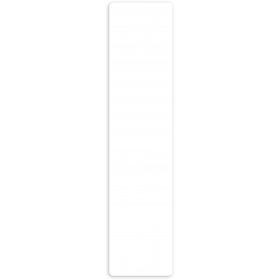 Klebeetiketten 30 x 130 mm selbst gestalten