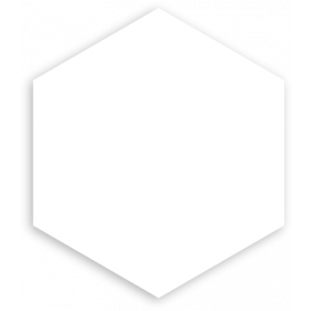sechseckige Etiketten 39 x 45 mm selbst gestalten