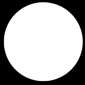 Klebe Etiketten wetterfest 40 mm