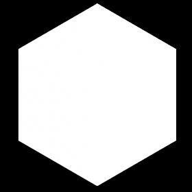 sechseckige Etiketten 52 x 60 mm selbst gestalten