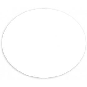Klebe-Etiketten oval 81 x 67 mm selbst gestalten